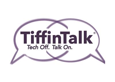 Tiffin Talk Logo