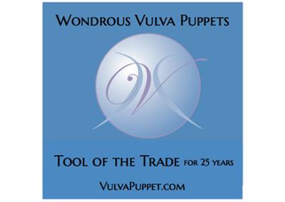 Wondrous Vulva Puppets Logo